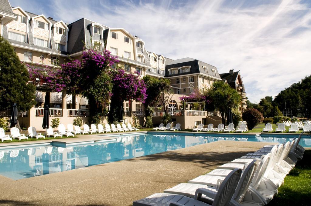 Hotel en púcon a orilla del lago villarrica